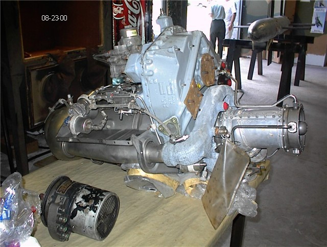 Allison 250 Gas Turbine