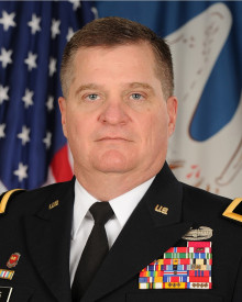 President: MG Glenn H. Curtis (TAG, LANG) - Board Officers & Trustees