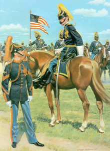 US Army Uniforms 1880 - Featured 1902 Uniform