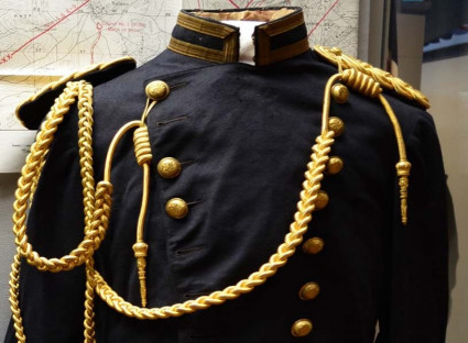 1902 Uniform - Exhibits