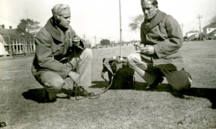 World War II - History of Jackson Barracks