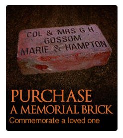 Commemorative Brick / Wall of 1000 Plaque purchase options - Brick / Plaque Purchasing Options