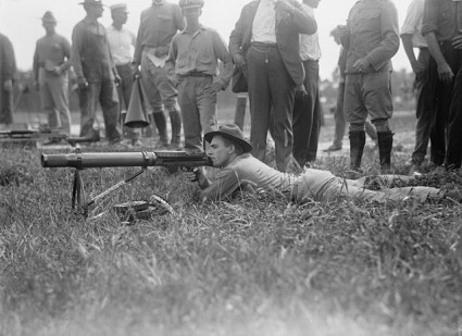 Featured Lewis Gun